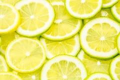 Citronpackning Arkivfoton