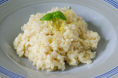 Citronrisotto Royaltyfri Foto