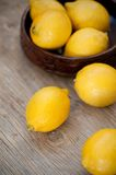 Citrons Photo libre de droits