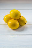 Citrons Images stock