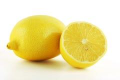 Citrons frais Photographie stock