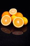 Citrons, oranges et limettes Image stock