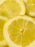 citronskivor Royaltyfria Foton