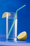 citronvatten Arkivbilder