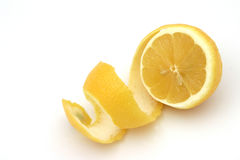 Citrus. Fresh citrus on white background Stock Photo