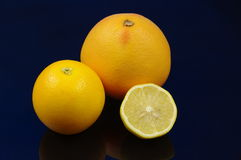 Citrus. Arkivfoton