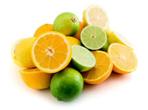 Citrus Royalty Free Stock Photo