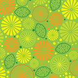 Citrus background. Abstract background illustration of citrus royalty free illustration