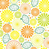 Citrus background. Abstract background illustration of citrus vector illustration