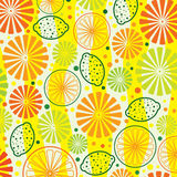Citrus background. Abstract background illustration of citrus stock illustration
