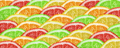 Free Citrus Background Stock Photo - 9541480