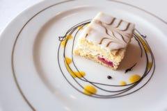 Citrus cake Stock Photography