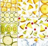 Citrus collection Stock Photos