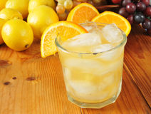 Citrus cooler Royalty Free Stock Image
