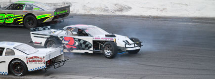 Citrus County Speedway Stock Photo