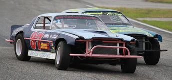 Citrus County Speedway Stock Photography