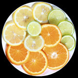 Citrus delight Royalty Free Stock Images