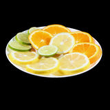 Citrus delight 3 Royalty Free Stock Photos
