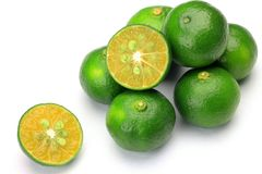 Citrus depressa Royalty Free Stock Images