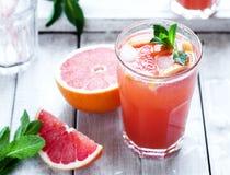 Citrus drink Stock Photo