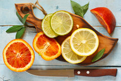 Citrus. Royalty Free Stock Photos