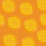 Citrus friuts Stock Image