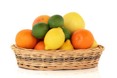 Citrus Fruit Stock Image