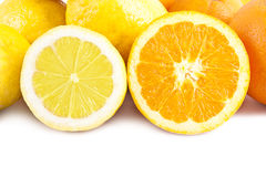 Citrus, fruit Royalty Free Stock Photography