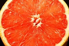 Citrus Fruit Close Up Royalty Free Stock Photos