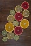 Citrus fruit Royalty Free Stock Photos