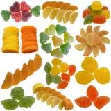 Citrus fruit jelly. Stock Photos