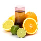 Citrus fruit juice Royalty Free Stock Image