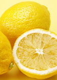 Citrus fruit lemon Royalty Free Stock Image