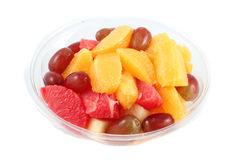 Citrus fruit salad Stock Image