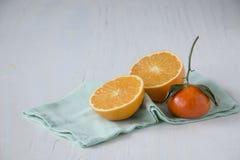 Citrus fruit. Seasonal produce. Royalty Free Stock Photos