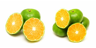 Citrus fruits Stock Photos