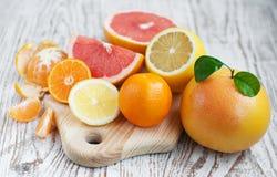 Free Citrus Fruits Stock Image - 36938701