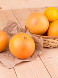 Citrus fruits grapefruit Royalty Free Stock Image