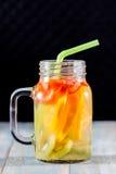 Citrus fruits and kiw Royalty Free Stock Photo