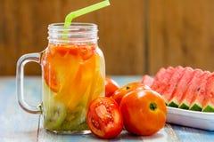 Citrus fruits and kiwi Royalty Free Stock Photo