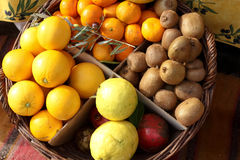 Citrus Fruits Stock Image