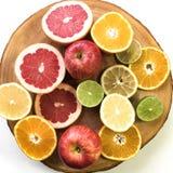 Citrus Fruits Slice Stock Image