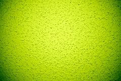 Citrus green grained wall background or texture Royalty Free Stock Photos