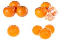 citrus högmandarinorange Royaltyfria Foton