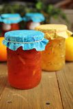 Citrus jam Stock Images