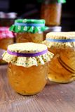 Citrus jam Royalty Free Stock Image