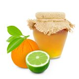 Citrus jar Stock Photos
