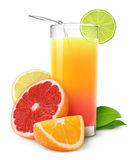 Citrus juice Stock Images