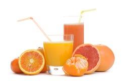 Citrus juice Royalty Free Stock Image
