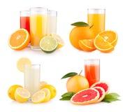 Citrus juice Stock Images